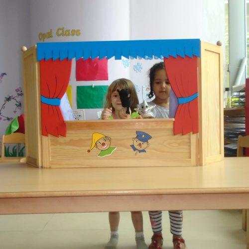 Play School In Abu Dhabi