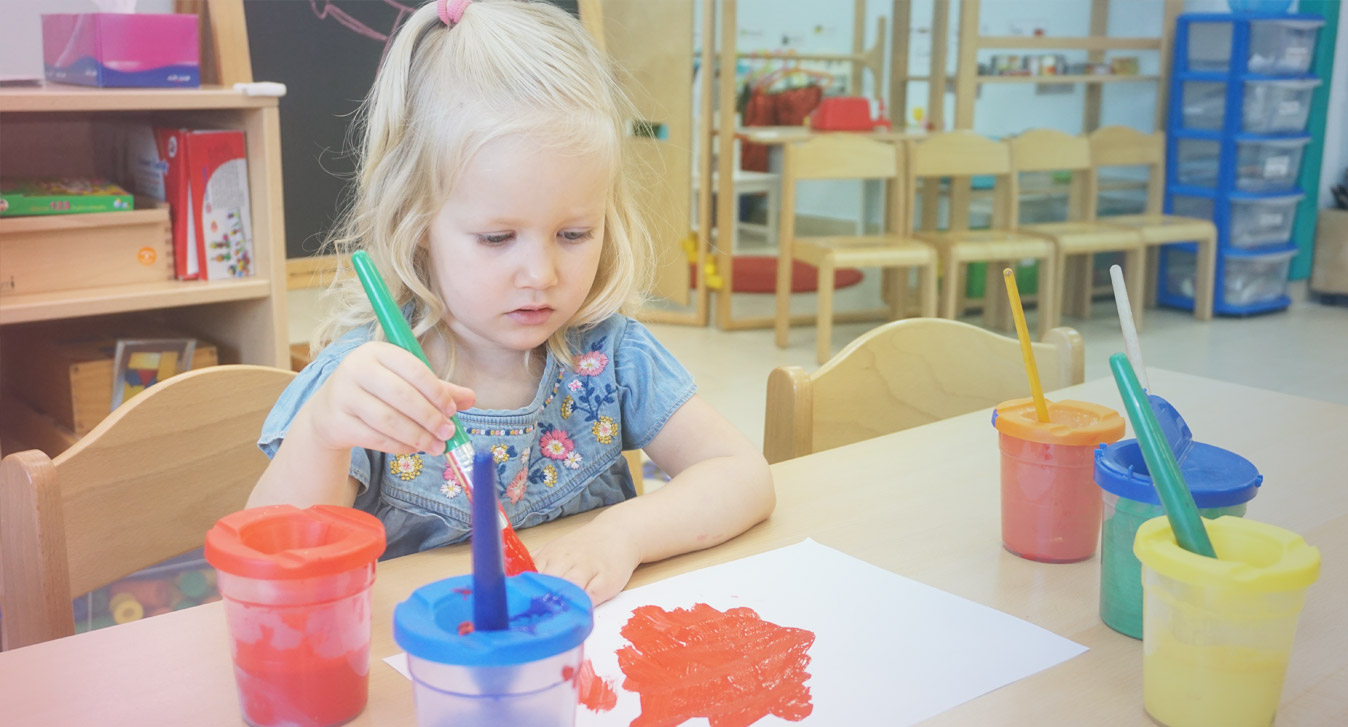 Best Preschool In Dubai