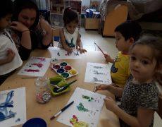 Mosaic Nursery JLT Classrooms