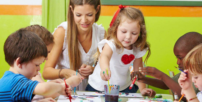 The Best British Preschool In Dubai - Childcare School