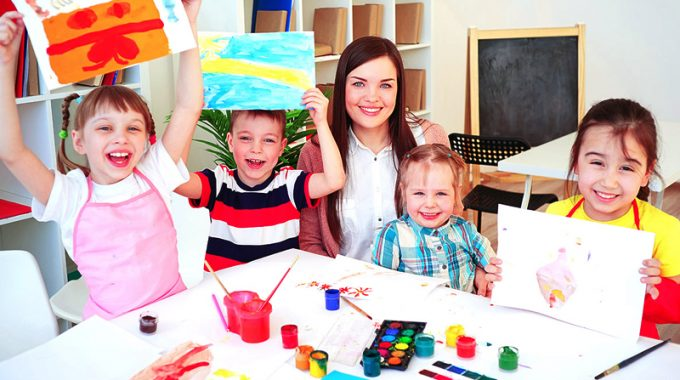 What Should Parents Look For When Choosing A Nursery In Dubai?