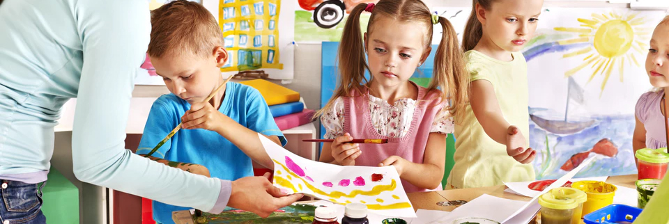 The Best Age of Admission To Nursery School in Dubai