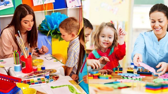 Essential Needs Of A Preschool Child - Kindergarten