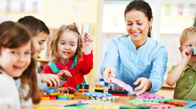 Choosing A Kindergarten For Your Child