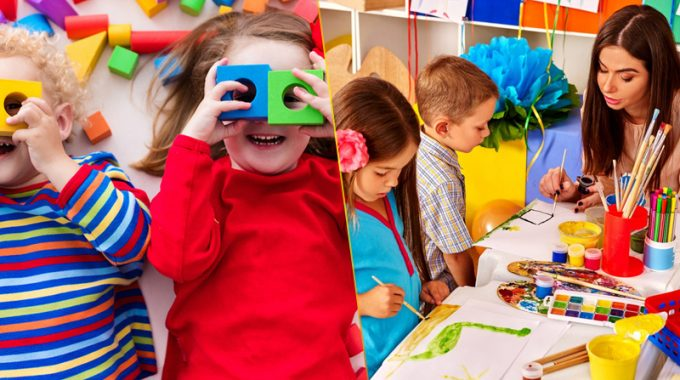 The Preschool & Early Childhood Education Lesson Plans - Dubai, UAE