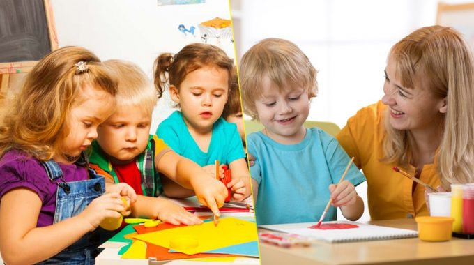 Top 10 Ways To Ease The Preschool Transition For Kids And Parents