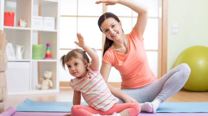 Strength And Agility Exercises For Kids – Reem Island
