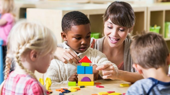 Top 25 Awesome Things About Being A Preschool Teacher