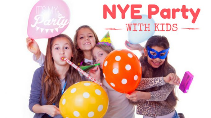 Top 10 New Year's Eve Party Ideas For Kids