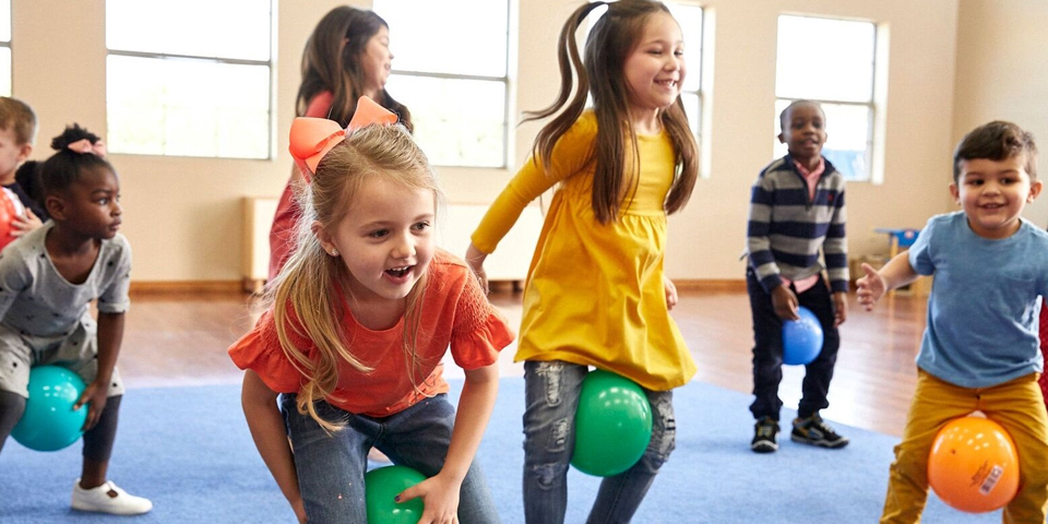 Fitness And Physical Activities For Preschoolers
