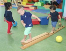 Mosaic Nursery JLT Gym