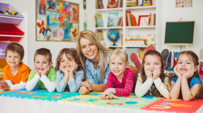 Best British Preschool In Dubai