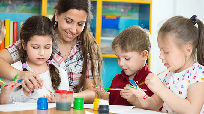 Best Nursery School In Dubai