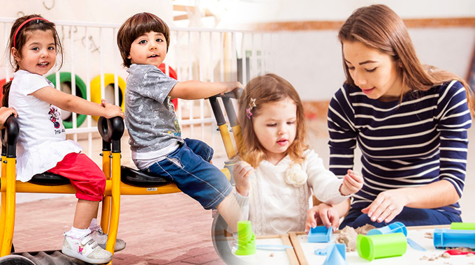 Best fun things to do with the preschool