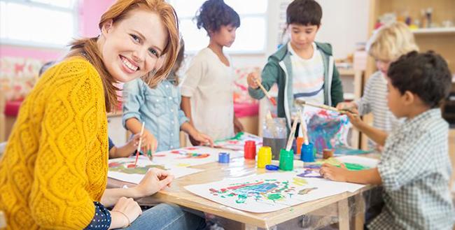 An Environment That Inspires – Mosaic Dubai Nursery School