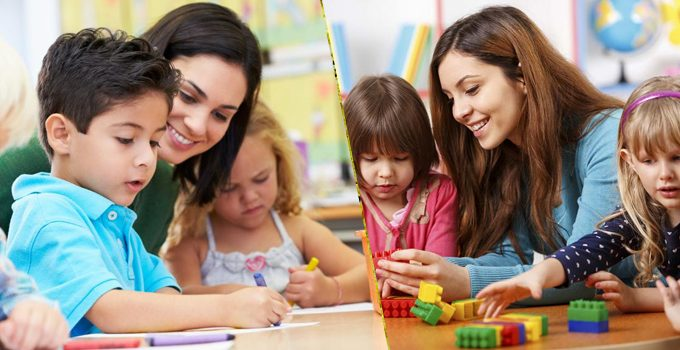 Number 1 Best Nurseries In Dubai-Top Ratings (2018)