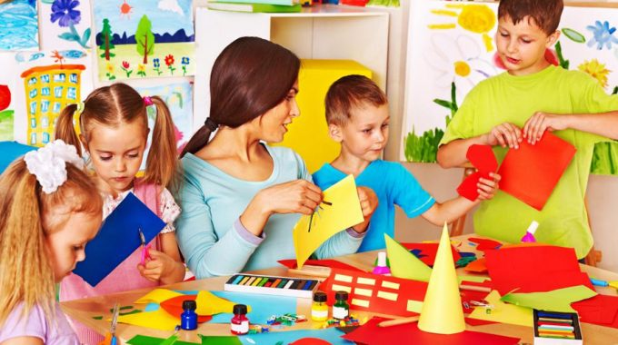 The Best Early Childhood Education In Dubai, UAE