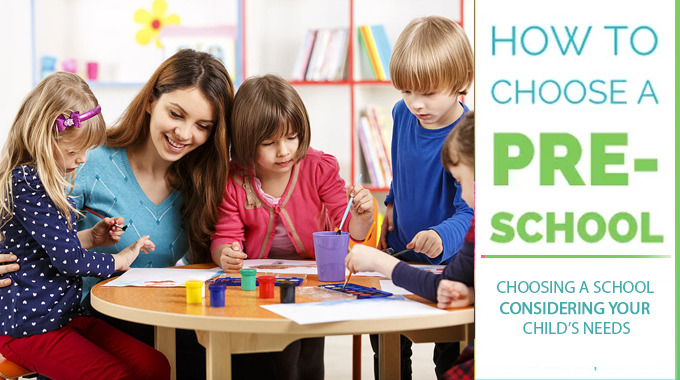 Choosing A School: Considering Your Child's Needs