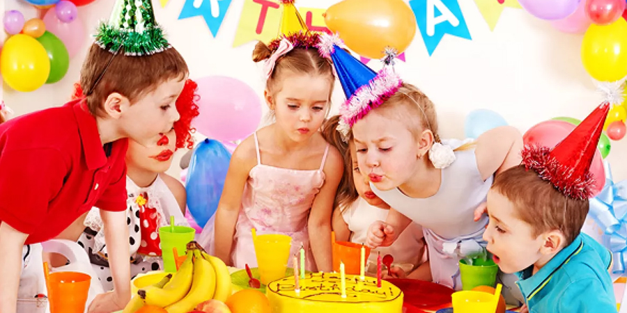 Children's Birthday Party Ideas At Home