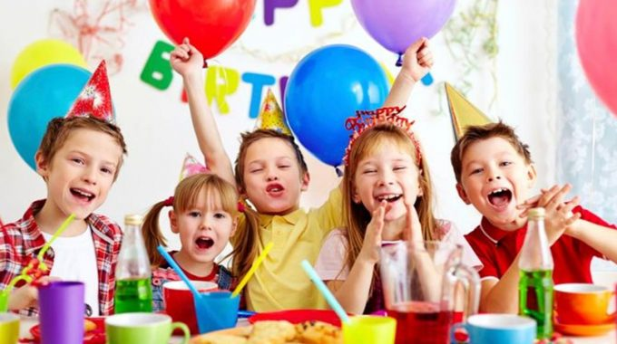 Children's Birthday Party Ideas At Home – Mosaic Guide