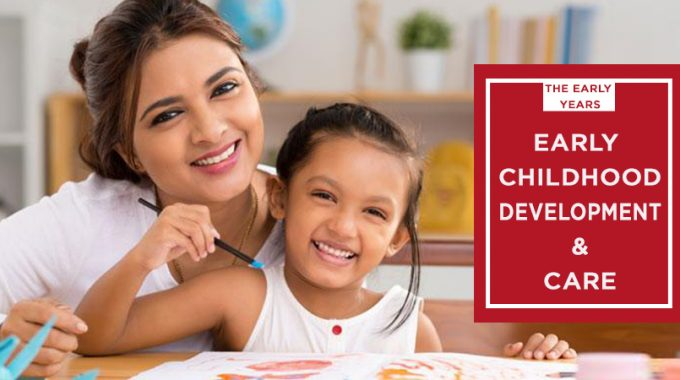 Early Childhood Development And Care