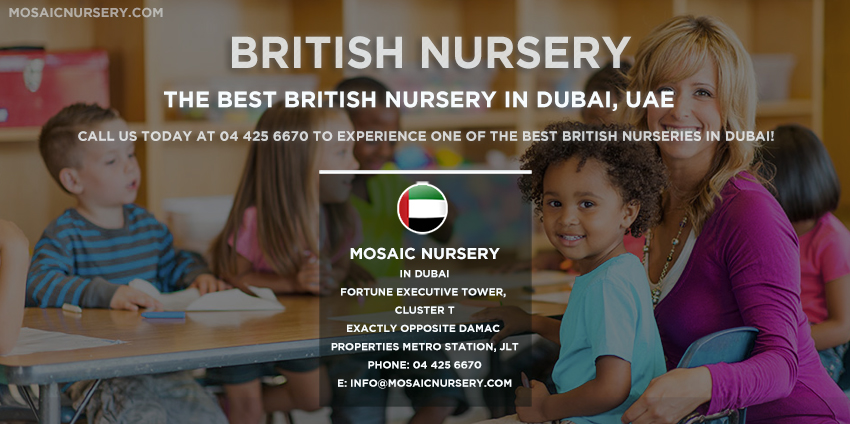 The Best British Nursery in Dubai, UAE