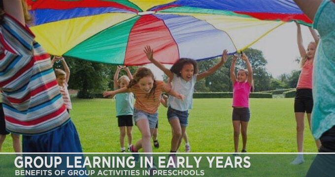 Group Learning In Early Years
