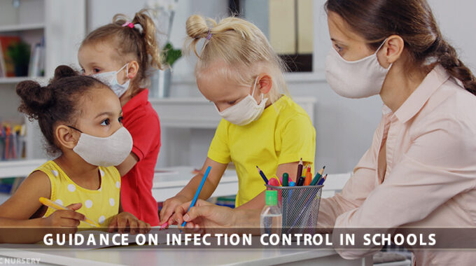 Guidance On Infection Control In Schools And Other Childcare Setting